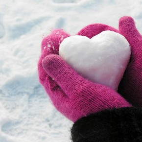 The Lost Mitten: A Valentine's Day Story